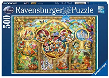 puzzle 500 pieces amazon