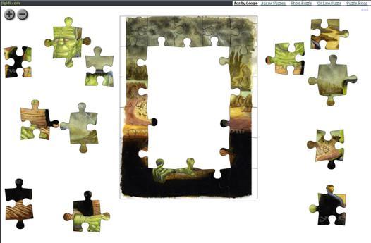 puzzle adulte en ligne