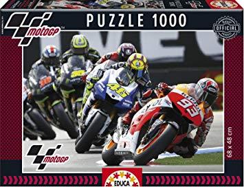 puzzle moto 1000 pièces