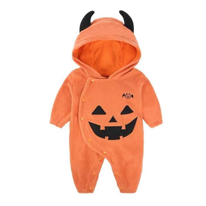 pyjama bébé halloween
