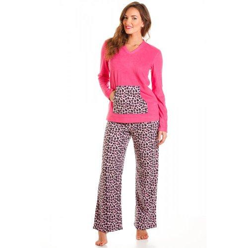 pyjama femme chaud pas cher