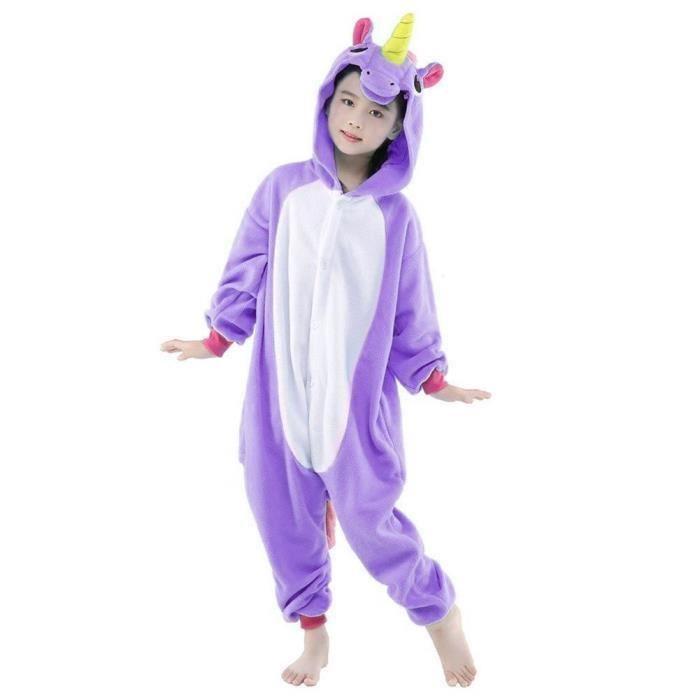 pyjama licorne 14 ans