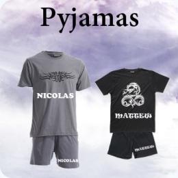 pyjama personnalisé homme