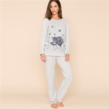 pyjama polaire