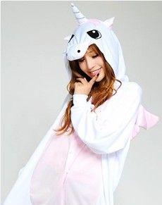 pyjama une pièce licorne