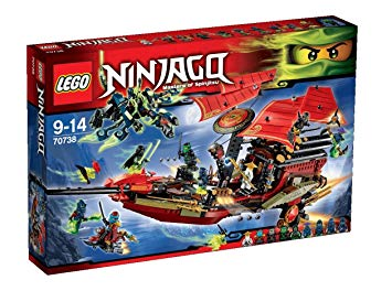qg ninjago lego
