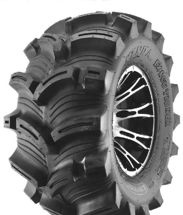 quad pneu