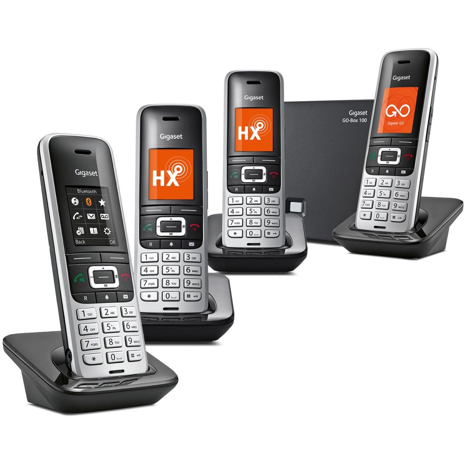 quad telephones