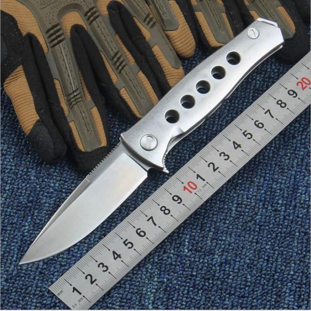 qualité lame couteau