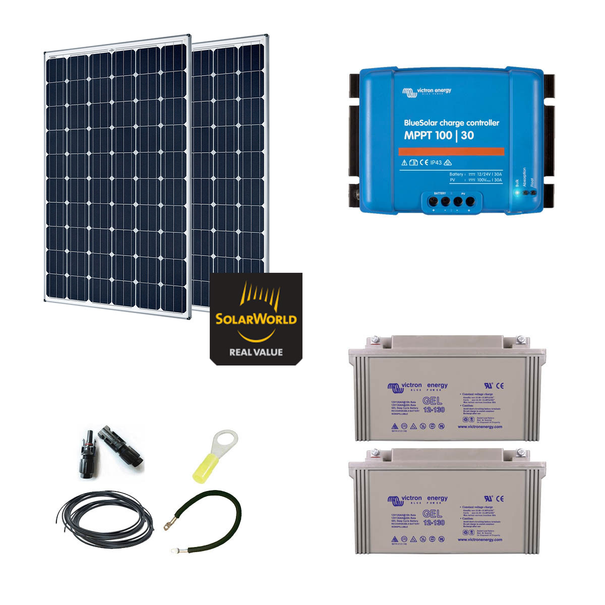 quel kit solaire choisir