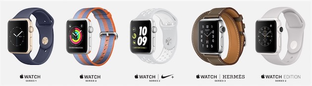 quelle apple watch choisir