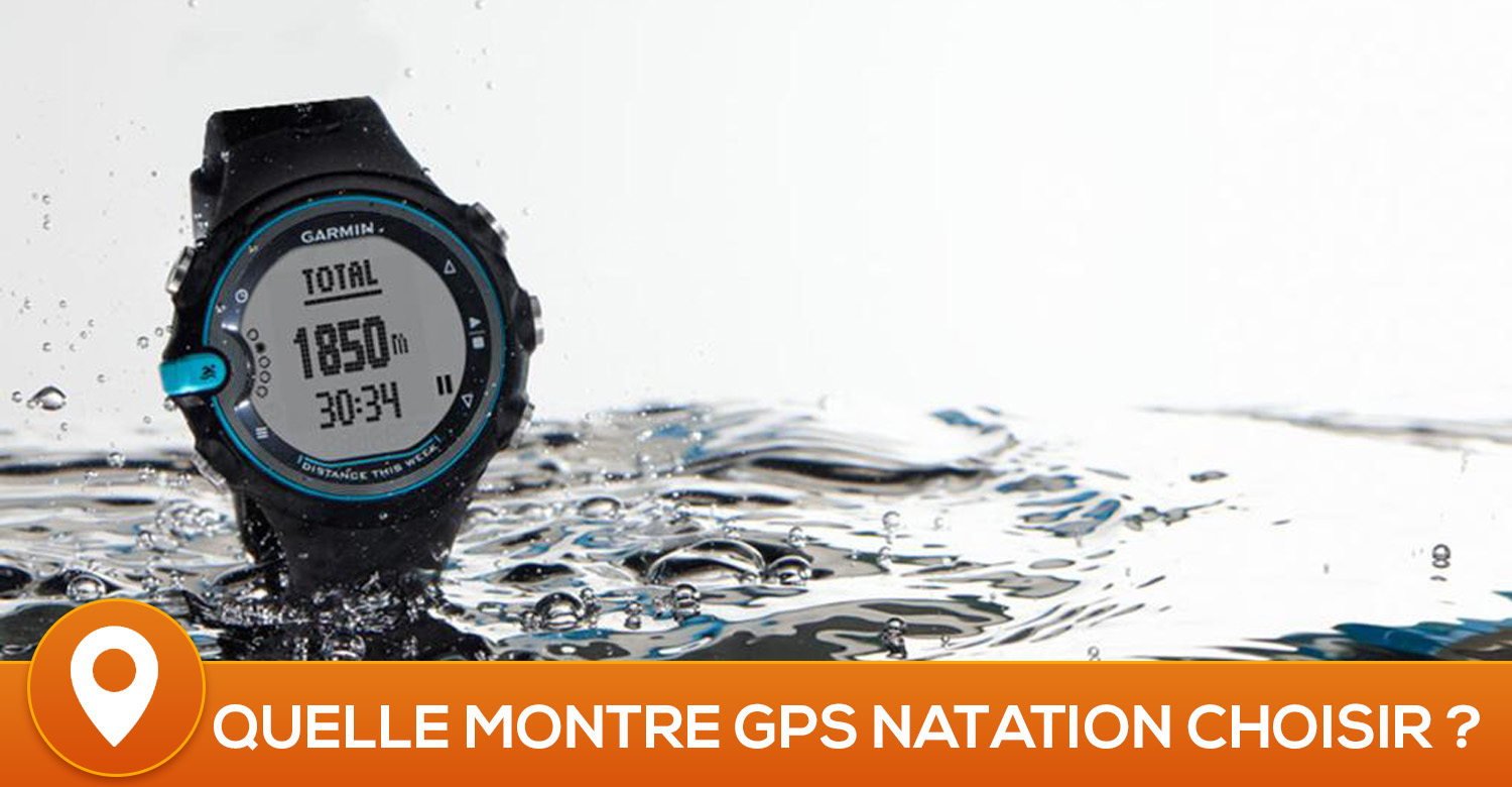 quelle montre gps