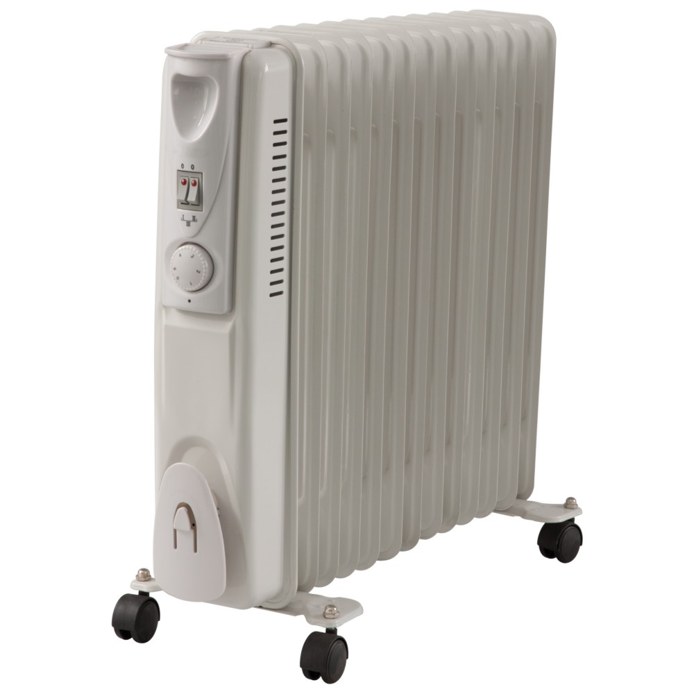 radiateur à bain d huile