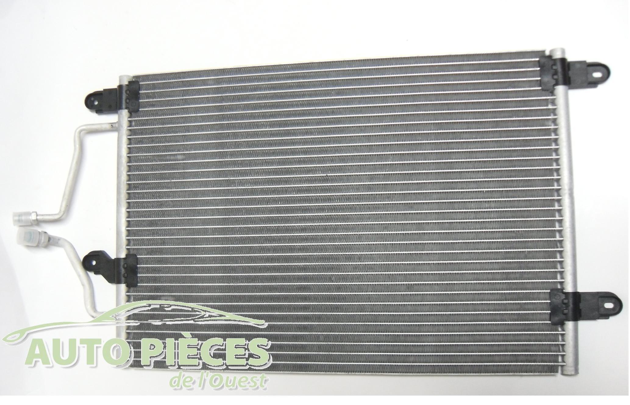 radiateur climatisation