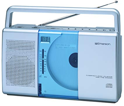 radio cd portable