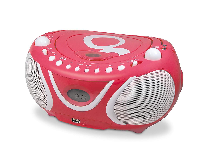 radio lecteur cd portable