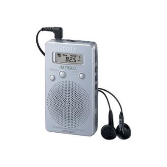 radio portable fnac