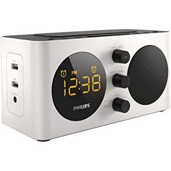 radio réveil avec port usb