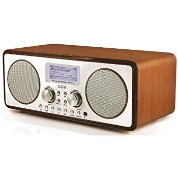 radio reveil vintage
