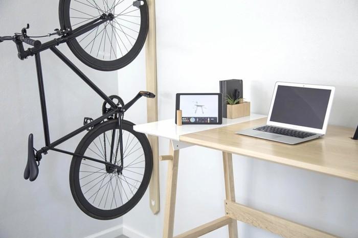 rangement vélo appartement