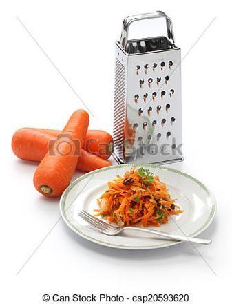 rappe carotte