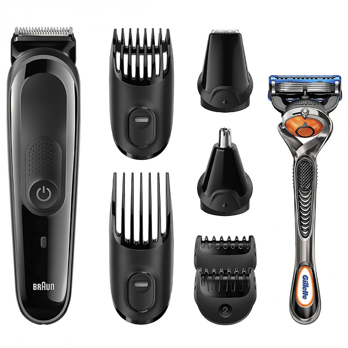 rasoir barbe et corps