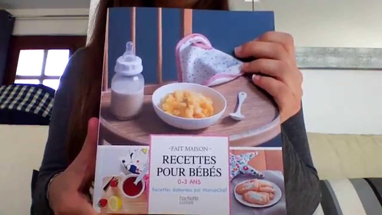 recette bebe companion