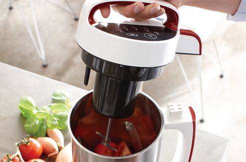 recette de soupe pour blender chauffant