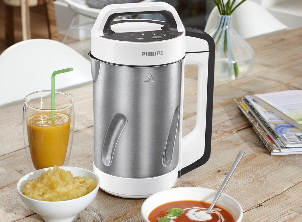 recette soupe maker philips