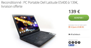 reconditionné ordinateur portable