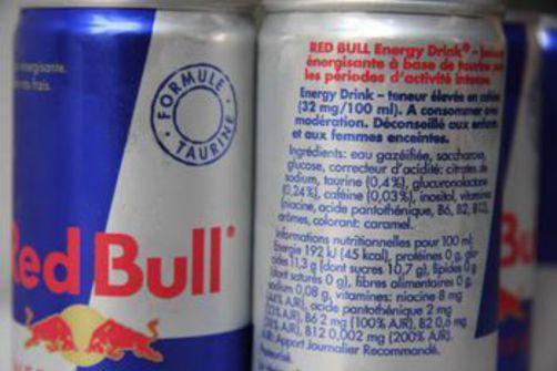 red bull femme enceinte