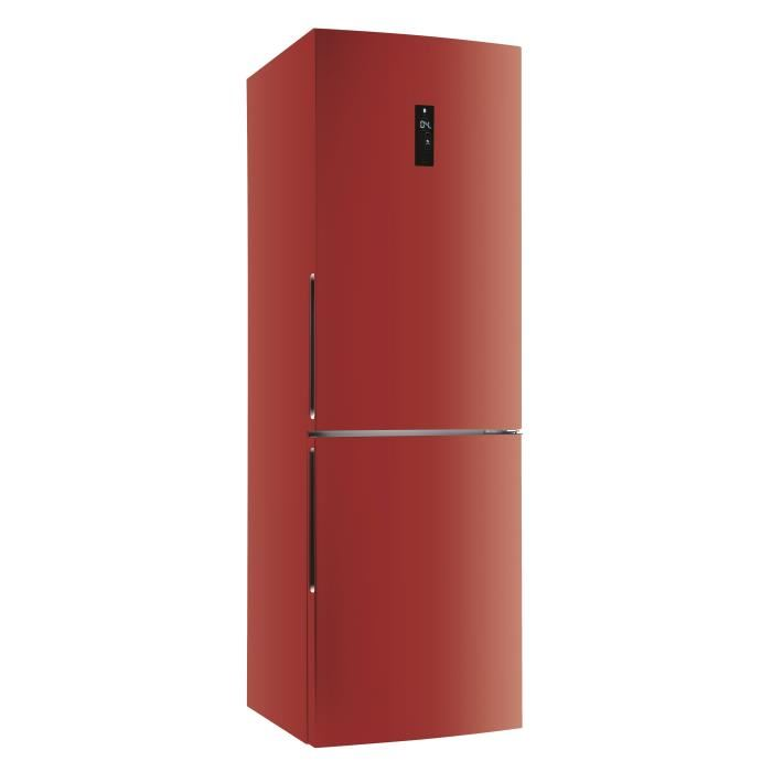 refrigerateur congelateur couleur