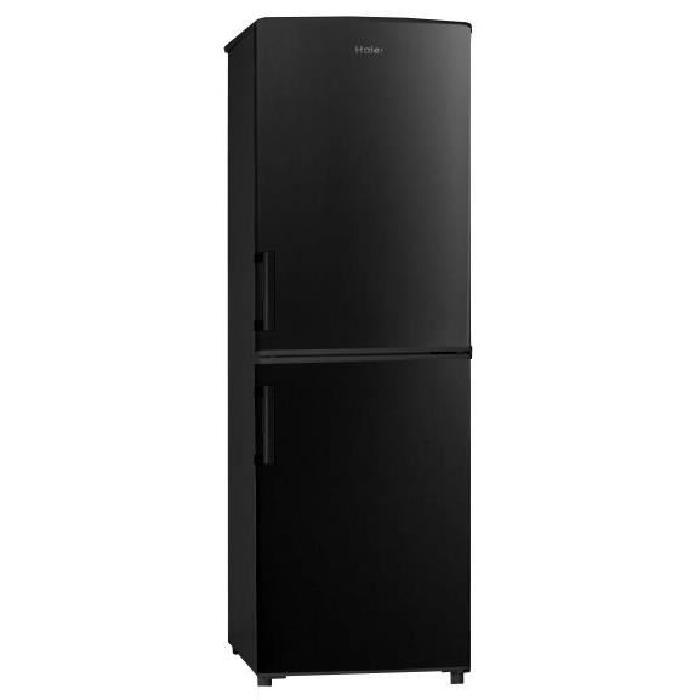 réfrigérateur congélateur haut noir