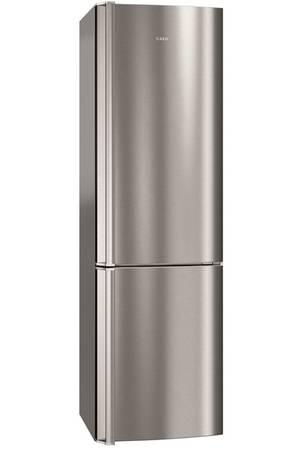 refrigerateur congelateur inox