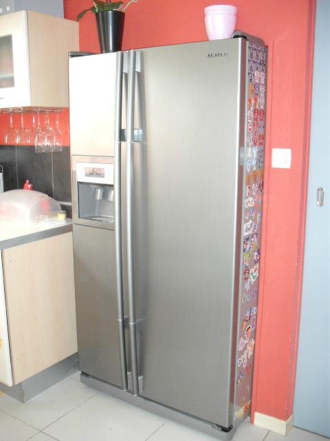 réfrigérateur pas large