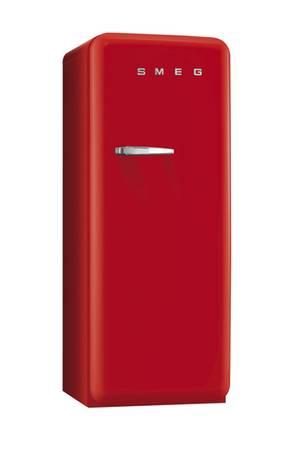 réfrigérateur rouge vintage
