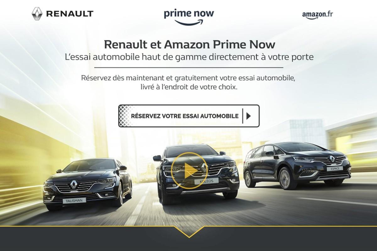 renault amazon