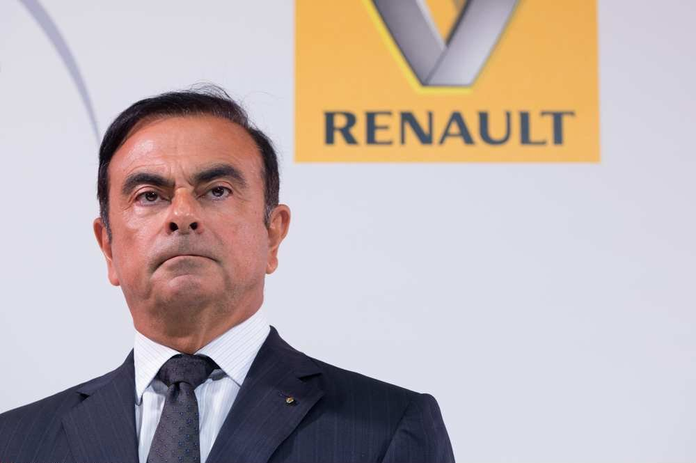 renault carlos ghosn