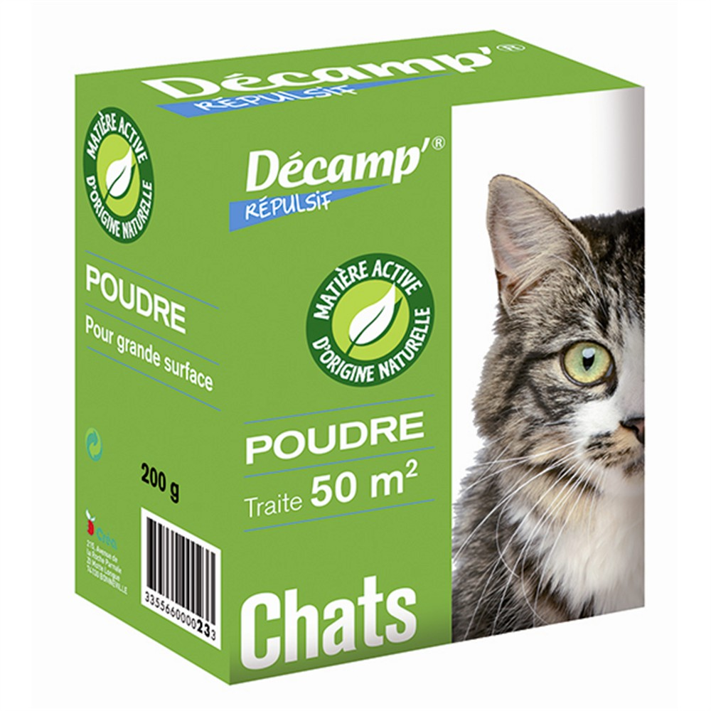 repulsif a chat