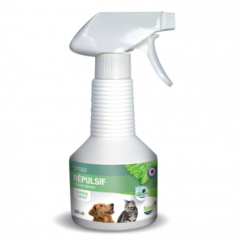 repulsif pour urine chat