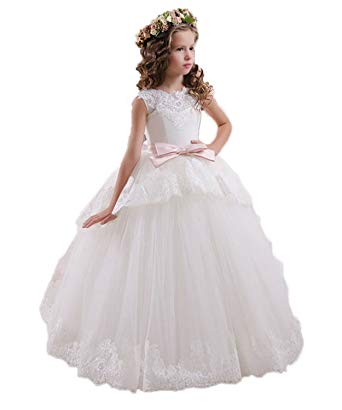 robe ceremonie fille amazon
