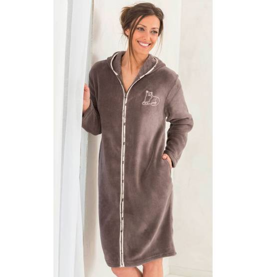 robe de chambre femme hiver