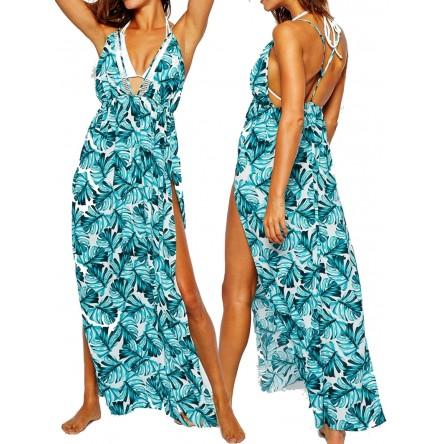robe de plage pas cher grande taille