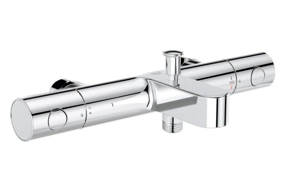 robinet thermostatique grohe bain douche