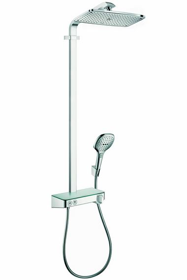 robinetterie douche hansgrohe