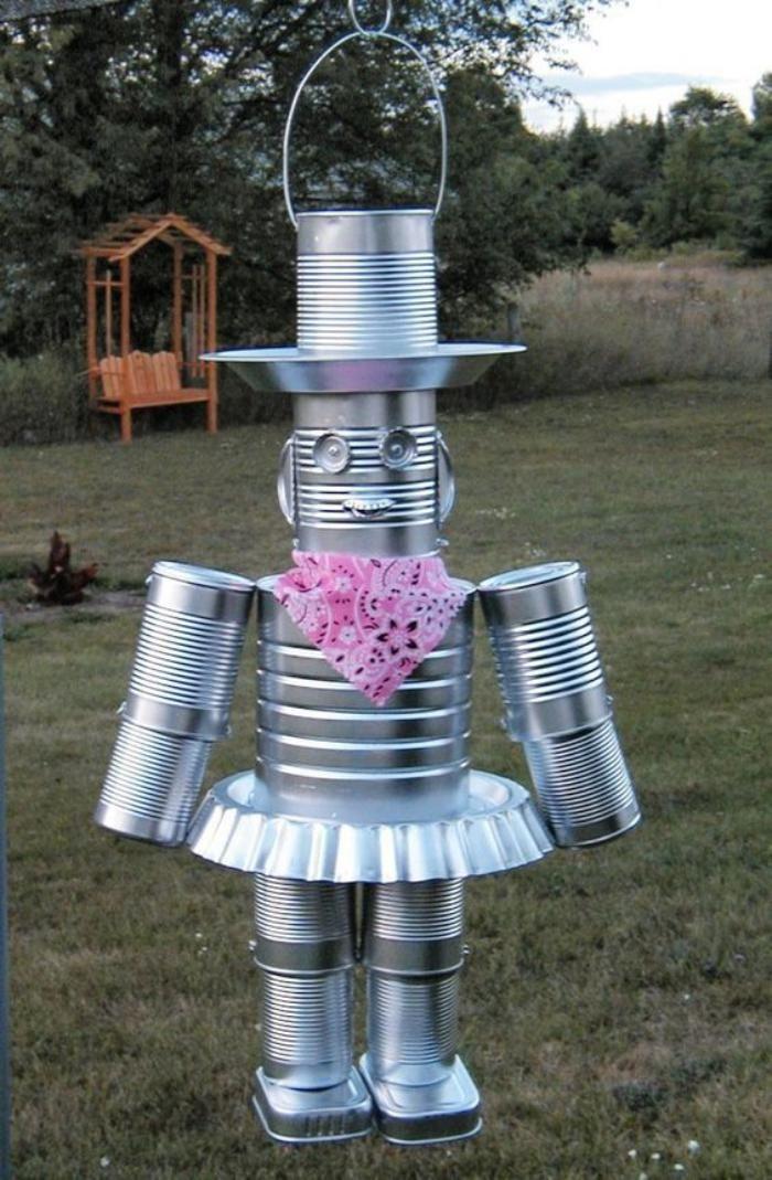 robot boite de conserve