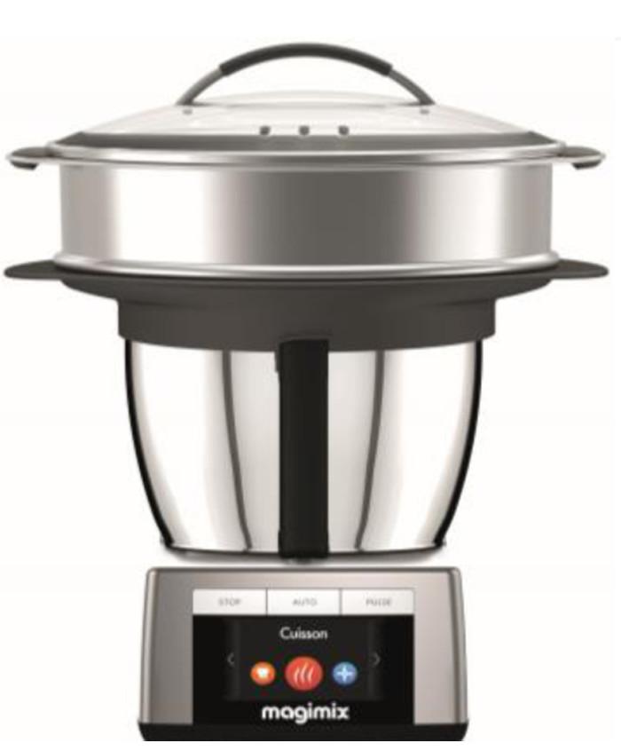 robot cuisson vapeur