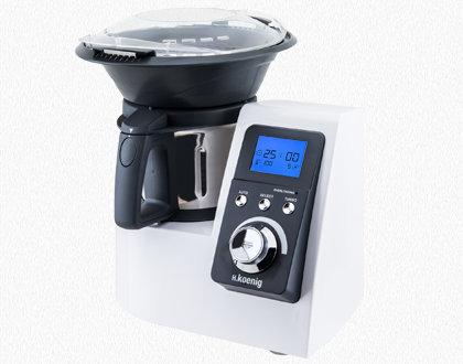 robot culinaire koenig