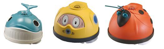 robot pour petite piscine hors sol