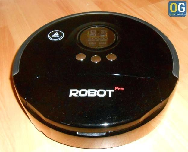 robot pro aspirateur